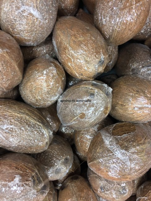 Bg - Coconut Whole - 1lb